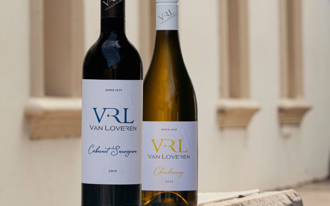 Van Loveren celebrates four decades with new polished look