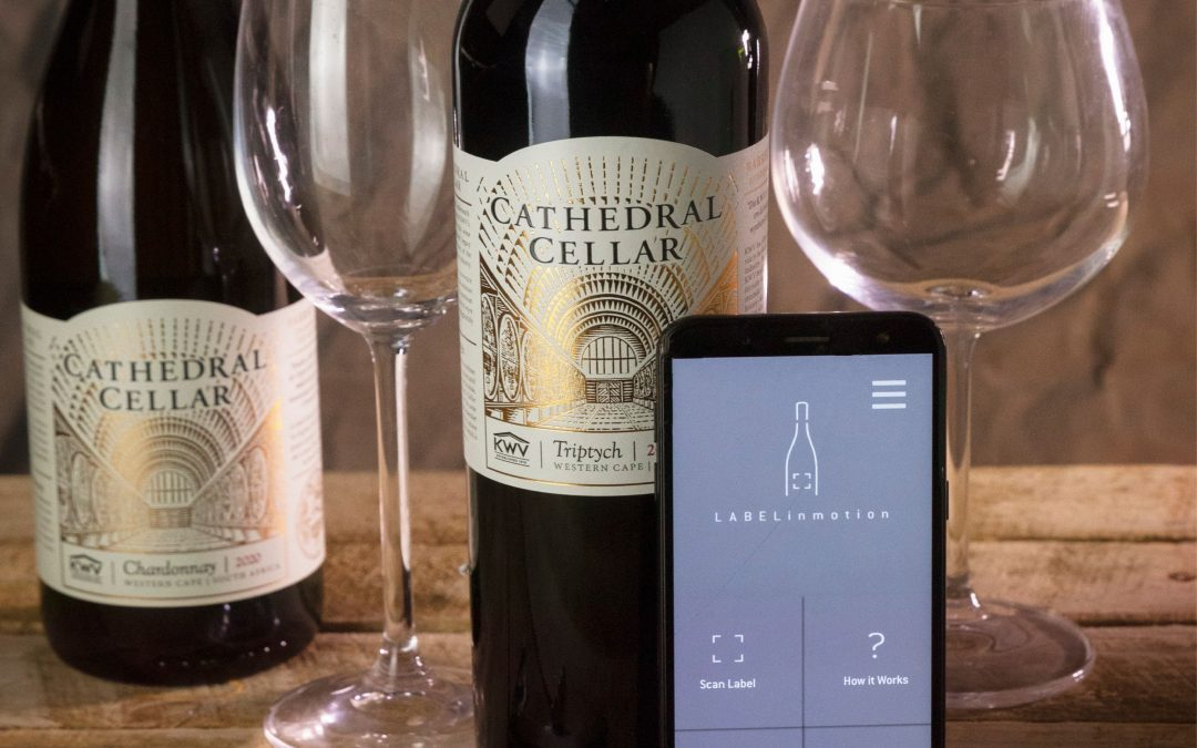 Cathedral Cellar's new AR labels epitome of 'story-selling'