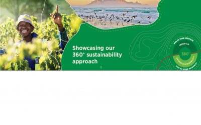 CapeWine 2022 to raise the bar on sustainability