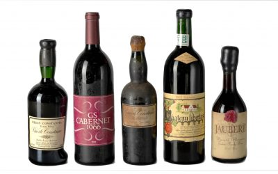 Strauss & Co breaks SA wine record with 1821 Grand Constance just shy of R1m